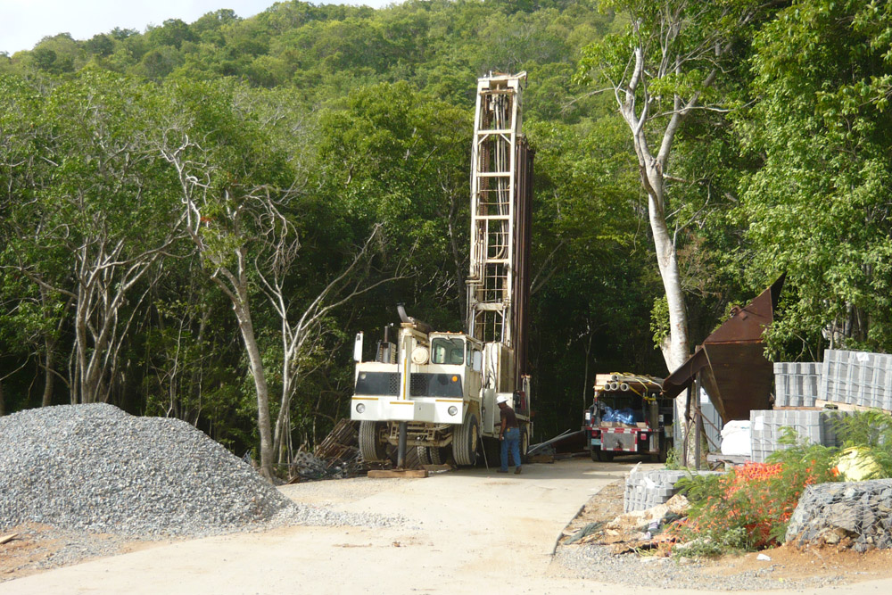 Well Drill Rig
