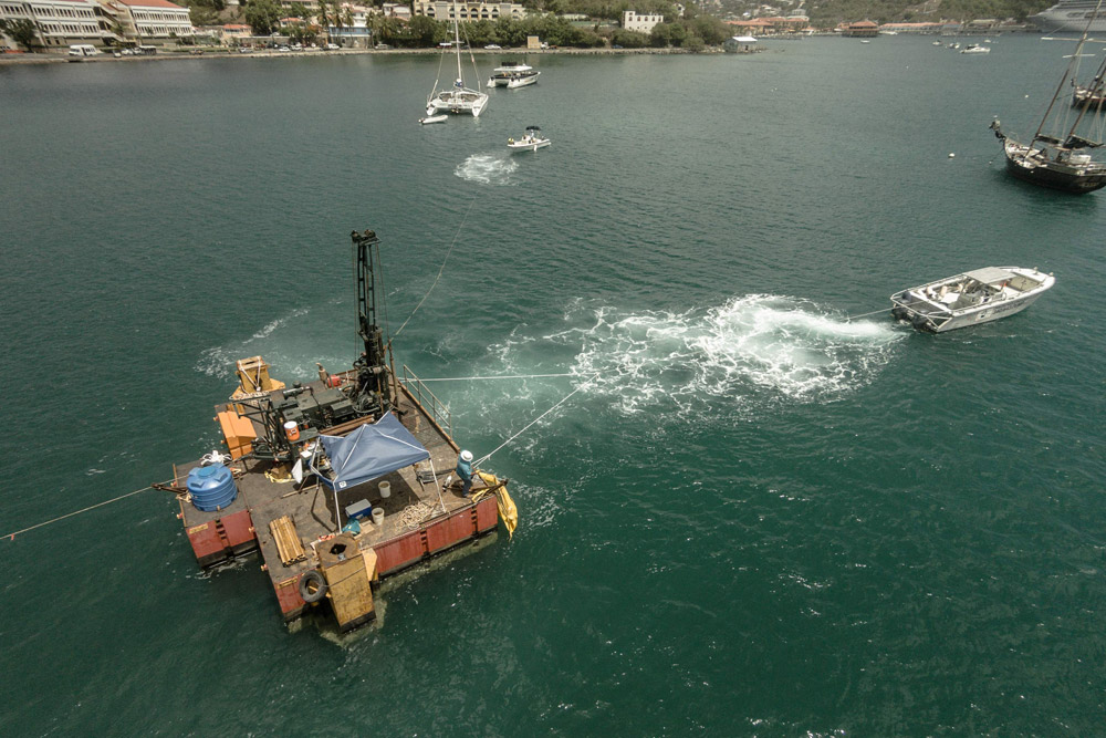 Marine Geotechnical Investigation