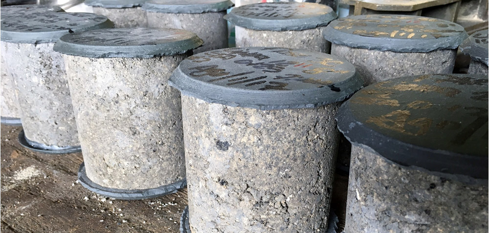 Cement Treated Base Testing